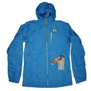 Under Armour Scrambler Waterproof Jacket S Blue